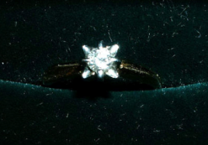 are engagement rings losing popularity